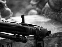 Smoking Gun stock image