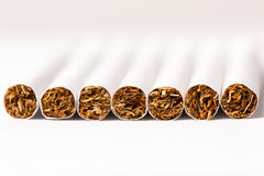 Smoking is injurious to health Stock Photography