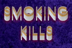 Free Smoking Kills Stock Photo - 1381120