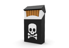Smoking kills Stock Images