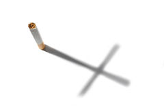 Smoking kills Stock Photography