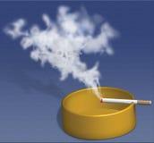 Smoking Kills - Skull Smoke Stock Photos