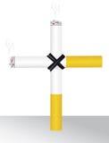 Smoking kills you Royalty Free Stock Photo