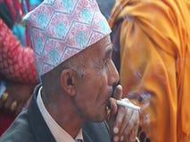 Smoking stock footage