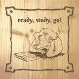 Smoking pig Stock Images