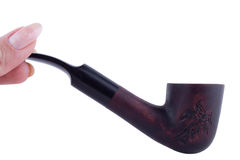 Smoking pipe. Stock Images