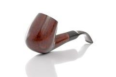 Smoking Pipe Isolated on White Background Royalty Free Stock Photo