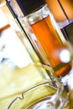 Smoking Section of Restaurant Stock Photos