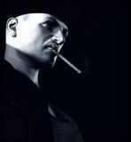 Smoking Sheriff Stock Photos