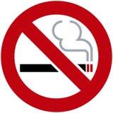 Smoking sign Royalty Free Stock Photo