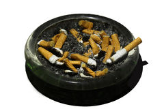 Smoking, to smoke, cigarettes Royalty Free Stock Photography