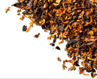 Smoking tobacco Royalty Free Stock Photos