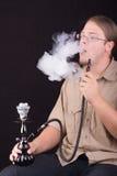 Smoking water pipe Royalty Free Stock Images