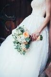 smokingowy czerepu rozkazu ślub Zdjęcia Royalty Free