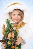 smokingowy dziewczyny śnieg zdjęcia royalty free