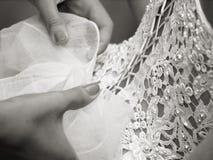 smokingowy ślub Zdjęcia Royalty Free