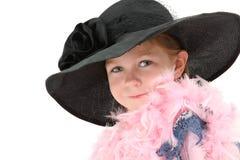 smokingowy smokingowa dziewczyna Zdjęcie Royalty Free