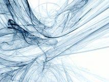 Smoky abstract vector illustration
