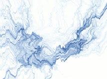 Smoky abstract stock image