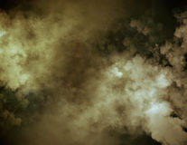 Smoky background Stock Images