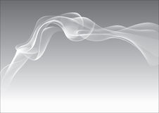 Smoky background illustration Stock Images