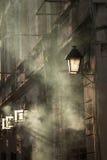 Smoky evening Royalty Free Stock Image