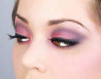 Smoky Eyes Stock Images