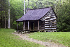 Smoky Mountain Cabin Stock Photos