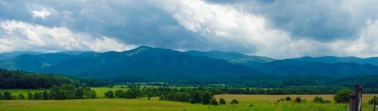 Smoky mountain Royalty Free Stock Photo