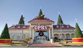 Smoky Mountain Opry - Pigeon Forge, Tennessee Stock Images