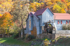Smoky Mountain Water Mill II Royalty Free Stock Images