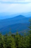Smoky Mountains, Blue Ridge Royalty Free Stock Images