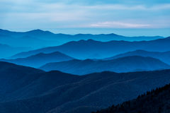 Great Smoky Mountain National Park Royalty Free Stock Photos