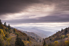 Smoky Mountains Stock Photography