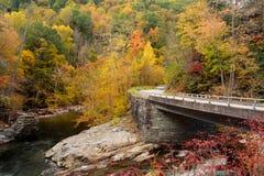 Smoky mountains national park Stock Photos
