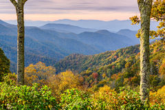 Smoky Mountains National Park Stock Image