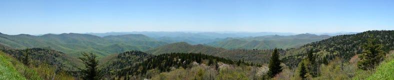 Smoky Mountains National Park vista Stock Image