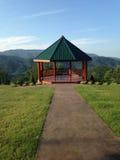 Smoky Mountains Stock Photo