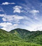 Smoky Mountains Royalty Free Stock Photos