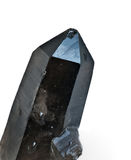 Smoky quartz Royalty Free Stock Image