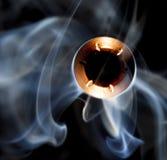 Smoky shot Royalty Free Stock Images