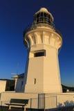 Smokycape lighthouse in australia Stock Photography