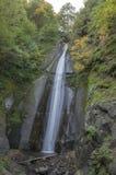 Smolare vattenfall nära Strumica, Makedonien fotografering för bildbyråer