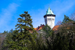 Smolenice Castle Royalty Free Stock Images