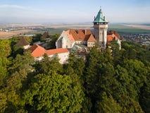 Smolenice castle, Slovakia Stock Image