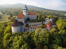 Smolenice-Schloss, Slowakei lizenzfreie stockbilder