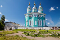 Smolensk, Assumption Cathedral royalty free stock images