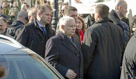 Jaroslaw Kaczynski Royalty Free Stock Image
