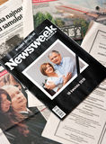 Smolensk disaster April 2010 Stock Images