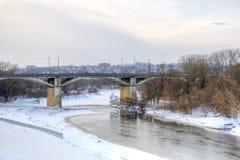 smolensk Don River fotografering för bildbyråer
